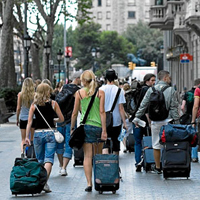 This Week's Focus: Tourism as a factor of growth in Spain