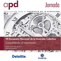 Martin Huete interesting post about the VII National Meeting of the Collective Investment