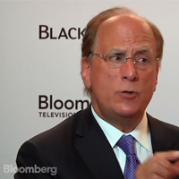 BlackRock's Fink Says Everyone Should Worry About China Debt